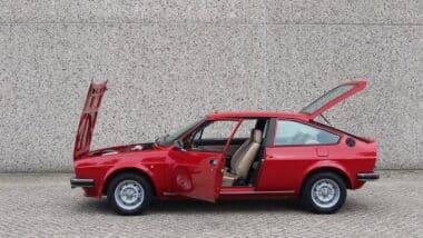 Alfa Romeo Sud Sprint 1500 Veloce