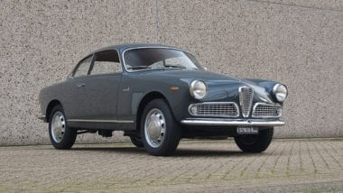 Alfa Romeo Sprint 1600