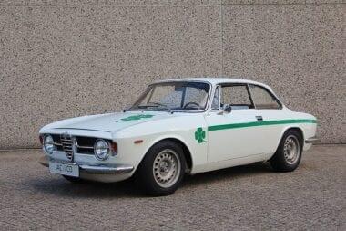 Alfa Romeo Bertone Junior GT 1750