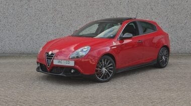 Alfa Romeo Giulietta 1750 QV