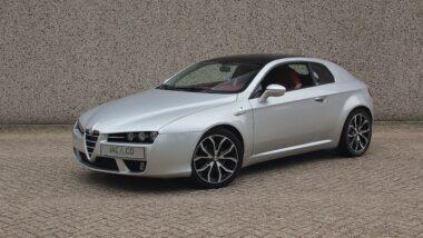 Alfa Romeo Brera 939 2.2JTS 16v SkyWindow