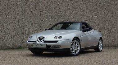 """Alfa Romeo Spider """"916"""" 2.0 T.Spark 16v"""