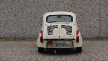 """Fiat 600 """"Abarth 850 TC"""" replica"""