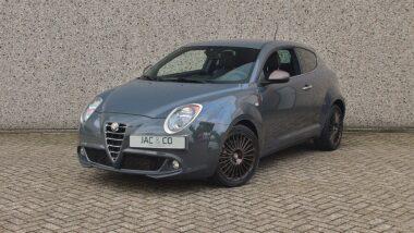 Alfa Romeo Mito 1.4 Turbo 140pk Automaat